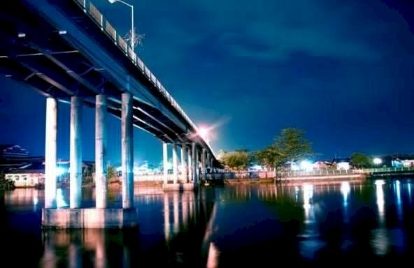 Taman Alam Mayang dan Jembatan Leighton, Dua Spot Wisata Paling Populer di pekanbaru - Foto 1
