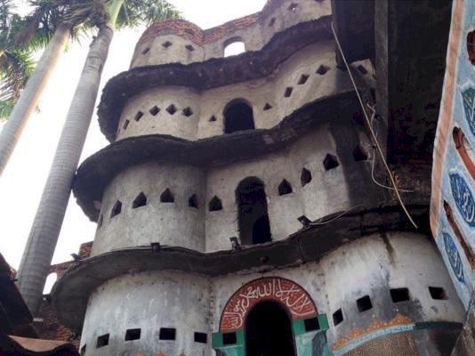 Kagum 6 Wisata Religi di Banten yang Bisa Jadi Pilihan Saat Pandemi Usai, Ada Masjid yang Diatas Bukit - Foto 5