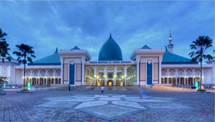 Deretan Wisata Religi di Surabaya yang Sering Menjadi Incaran Para Peziarah, Pernah Kesini - Foto 1