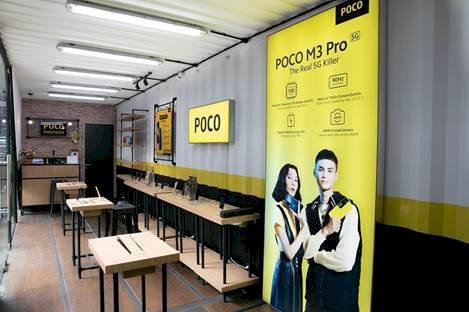 Rangkul POCO Fans di Indonesia, POCO Store Pertama di Dunia Dibuka - Foto 2