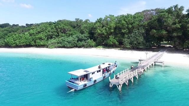 Wajib Dikunjungi! Ini Deretan Pulau Terindah di Banten