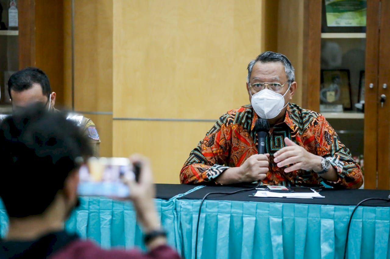 Kota Tangerang Selatan Mulai Terapkan PPKM Level Tiga