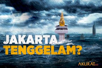 Jakarta Tenggelam?