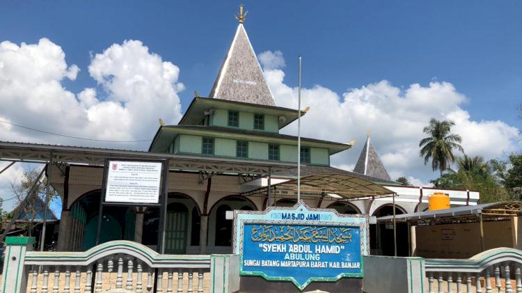 Penuh Sejarah Inilah Deretan Masjid Tertua di Provinsi Kalimantan Selatan - Foto 3