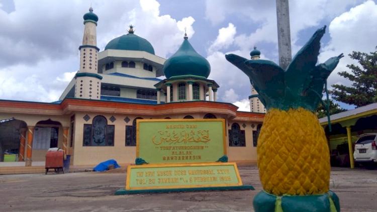 Penuh Sejarah Inilah Deretan Masjid Tertua di Provinsi Kalimantan Selatan - Foto 4