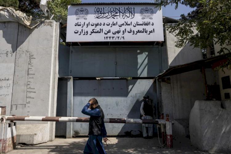 Taliban Ganti Kementerian Urusan Wanita Menjadi Lembaga Bimbingan dan Kebajikan - Foto 1