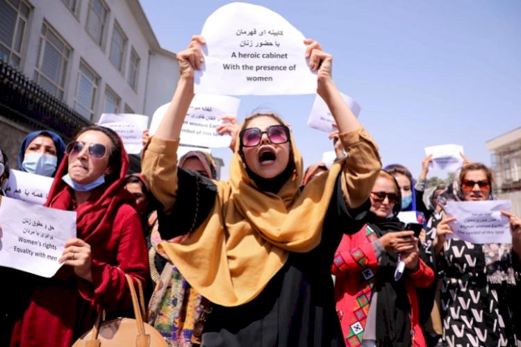 Taliban Ganti Kementerian Urusan Wanita Menjadi Lembaga Bimbingan dan Kebajikan - Foto 2