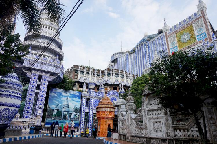 Ke Malang Jangan Lupa Kunjungi 4 Destinasi Wisata Religi Ini, Ada Masjid Mirip Taj Mahal Lho - Foto 1