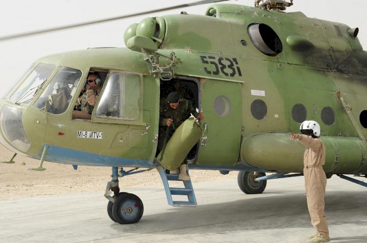 Tak Kunjung Diselamatkan AS, Para Pilot Afganistan Terima Nasib Tak Tentu Bersembunyi di Tajikistan - Foto 2