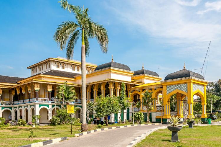 Inilah 4 Wisata Religi Favorit Traveler Muslim di Sumatera Utara, Kalian Kapan Kesini - Foto 1