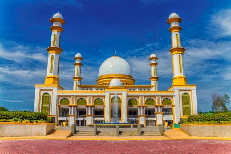 Inilah 4 Wisata Religi Favorit Traveler Muslim di Sumatera Utara, Kalian Kapan Kesini - Foto 3