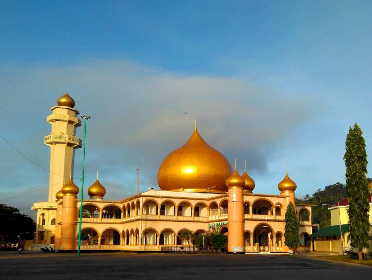 Inilah 4 Wisata Religi Favorit Traveler Muslim di Sumatera Utara, Kalian Kapan Kesini - Foto 4