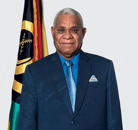 Serang Indonesia dengan Isu HAM Papua, 5 Fakta Menarik PM Vanuatu Bob Loughman - Foto 1