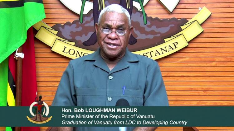 Serang Indonesia dengan Isu HAM Papua, 5 Fakta Menarik PM Vanuatu Bob Loughman - Foto 4