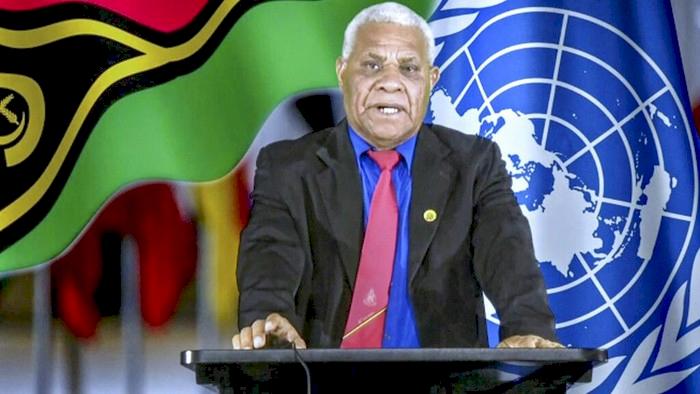 Serang Indonesia dengan Isu HAM Papua, 5 Fakta Menarik PM Vanuatu Bob Loughman - Foto 5