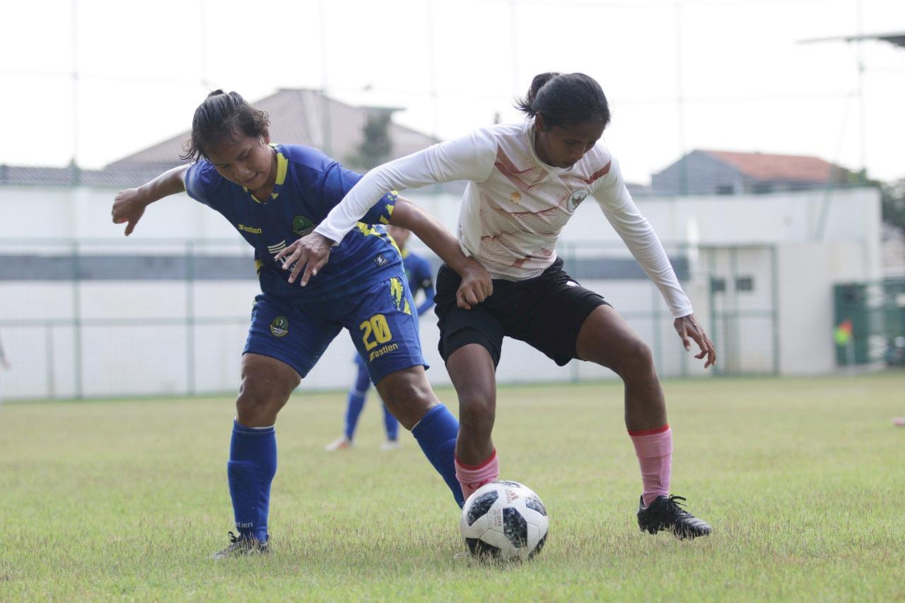 Timnas Putri Ditahan Imbang Tim PON Jabar, Pelatih Bakal Evaluasi