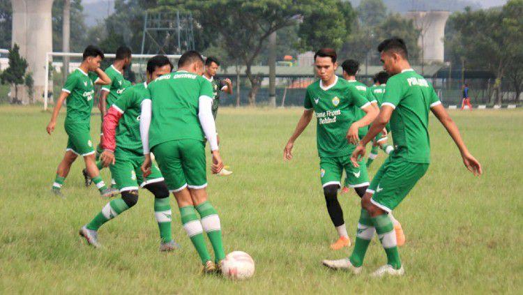 Bersiap Hadapi Liga 2, PSKC Gelar Laga Uji Coba