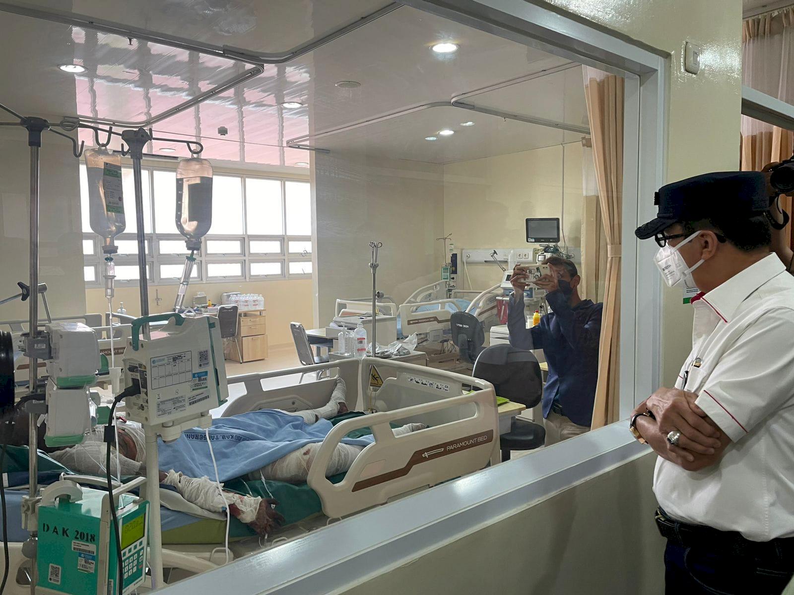 Bertambah 1, Korban Tewas Kebakaran Lapas Tangerang Jadi 49 Orang