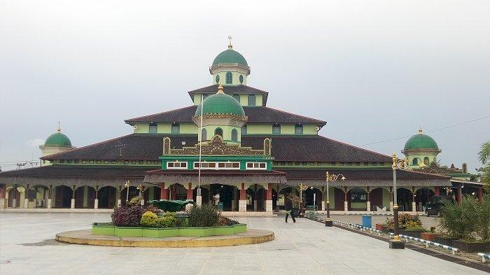 Penuh Sejarah! Inilah Deretan Masjid Tertua di Provinsi Kalimantan Selatan