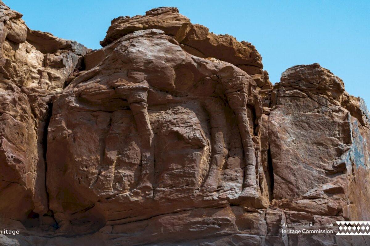 Berumur 8 Ribu Tahun, Ukiran Unta di Arab Saudi Diduga sebagai Relief Hewan Tertua di Dunia