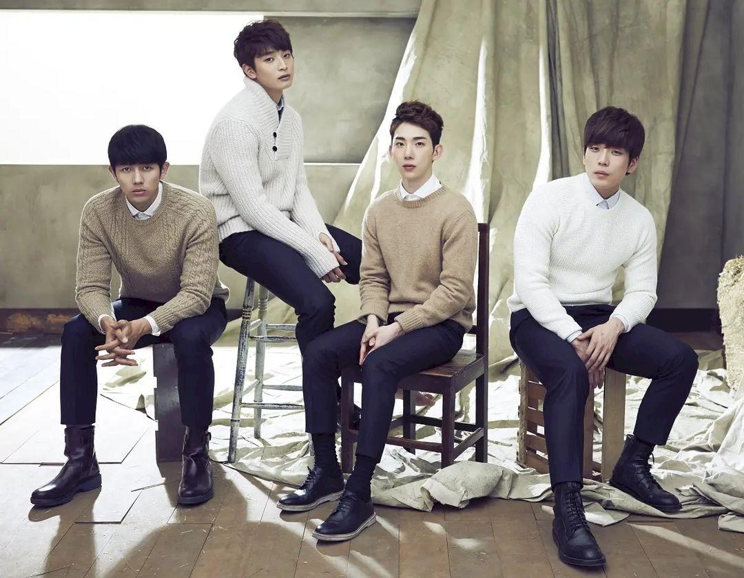 Dikabarkan Comeback Setelah Hiatus 7 tahun, ini 5 Fakta Menarik Boyband 2AM