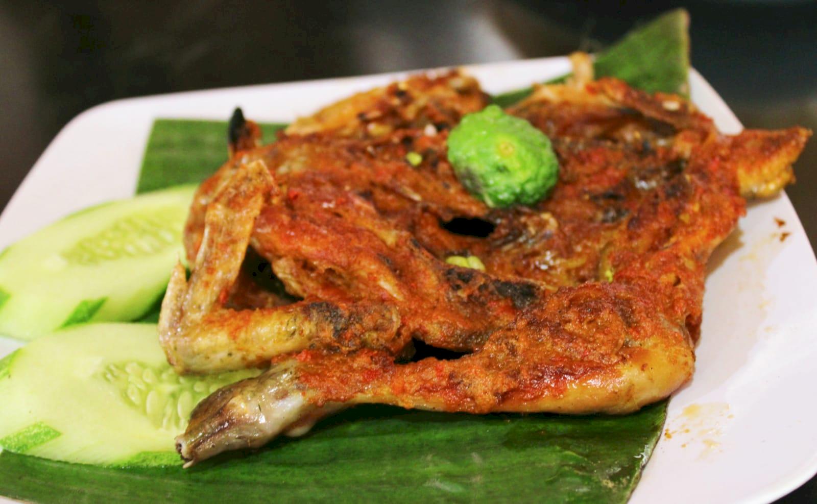 Ayam Taliwang Moerad, Kuliner Khas Lombok yang Legendaris
