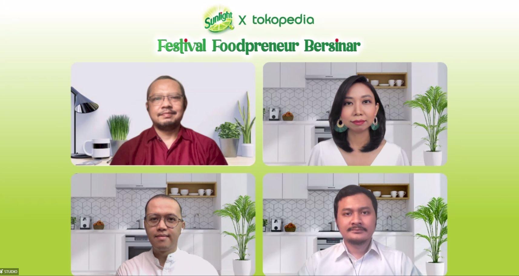 Festival Foodpreuner, Upaya Dukung UMKM Perempuan Indonesia