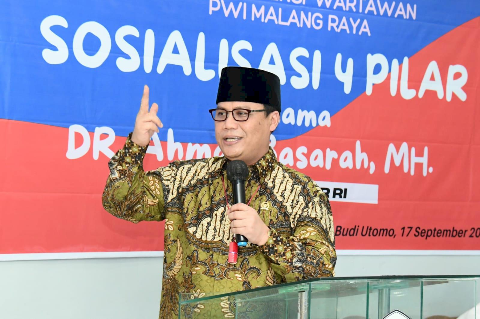 Pimpinan MPR Ikut Sorot Ucapan Pangkostrad Dudung Soal Semua Agama Sama di Mata Tuhan