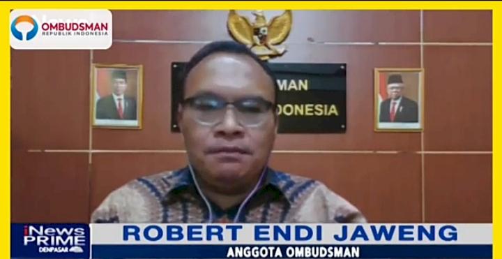 Rekomendasi Ombudsman Soal TWK KPK Sudah di Tangan Jokowi dan Puan