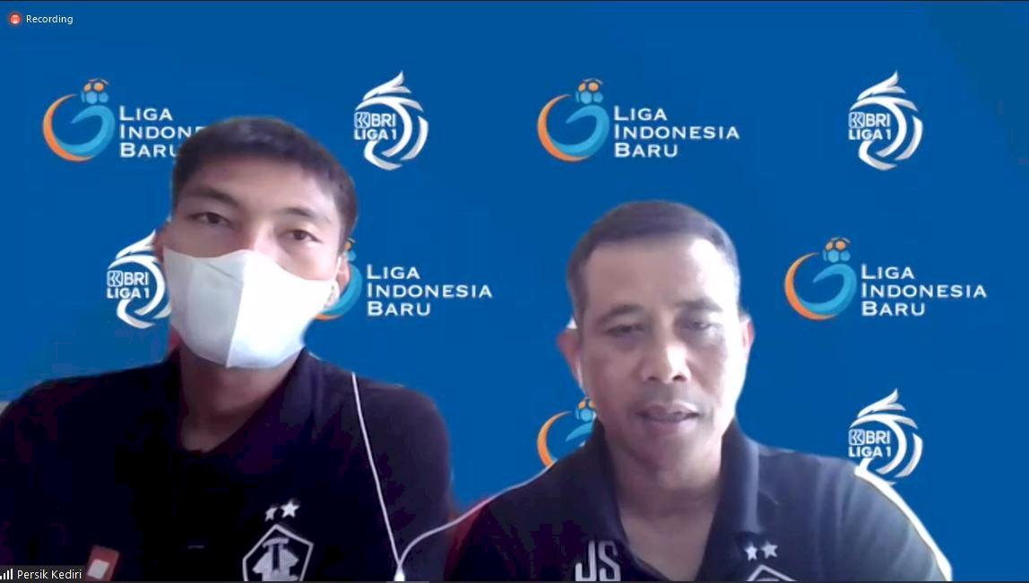 Tantang PSM, Persik Kediri Bertekad Raih Poin Penuh