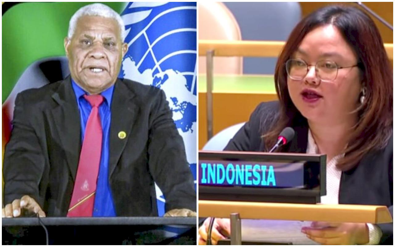 Vanuatu Serang Indonesia Lagi di PBB Soal HAM Papua, Langsung Disekakmat Diplomat RI