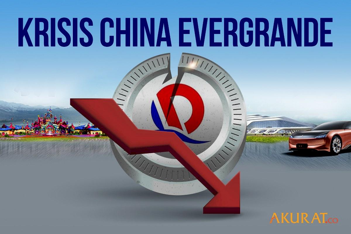 Krisis China Evergrande