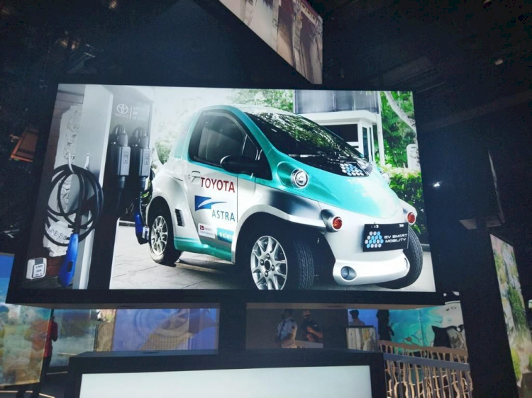 Astra Dukung Paviliun Indonesia pada Expo 2020 Dubai - Foto 1