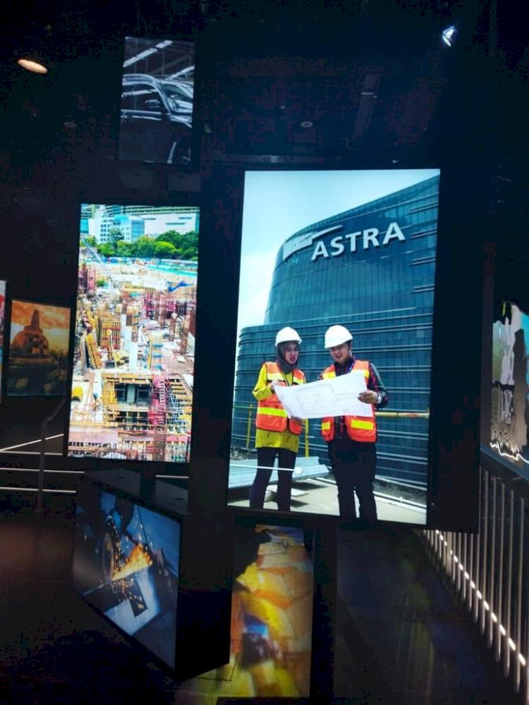 Astra Dukung Paviliun Indonesia pada Expo 2020 Dubai - Foto 2
