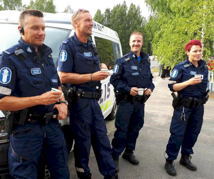 5 Negara dengan Kinerja Polisi Terbaik di Dunia, Indonesia Peringkat Berapa - Foto 2