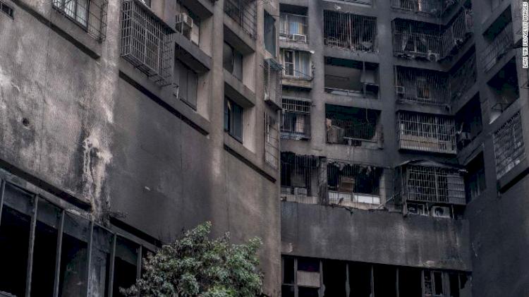 Kebakaran Hebat Lalap Gedung Apartemen 13 Lantai di Taiwan, 46 Orang Tewas - Foto 4