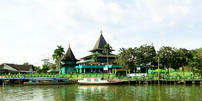 Edisi Maulid Nabi, Yuk Kenali Masjid-masjid Bersejarah dan Tertua di Kota Banjarmasin