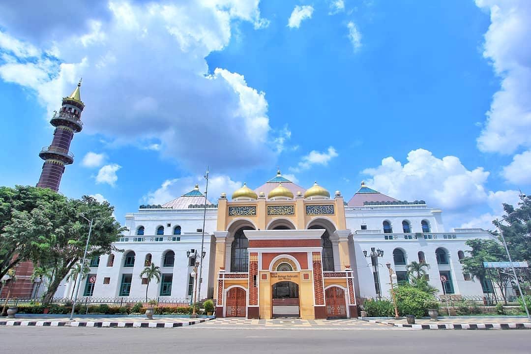 Libur Maulid Nabi! Yuk Berkunjung ke Beberapa Wisata Religi Bersejarah di Kota Palembang ini