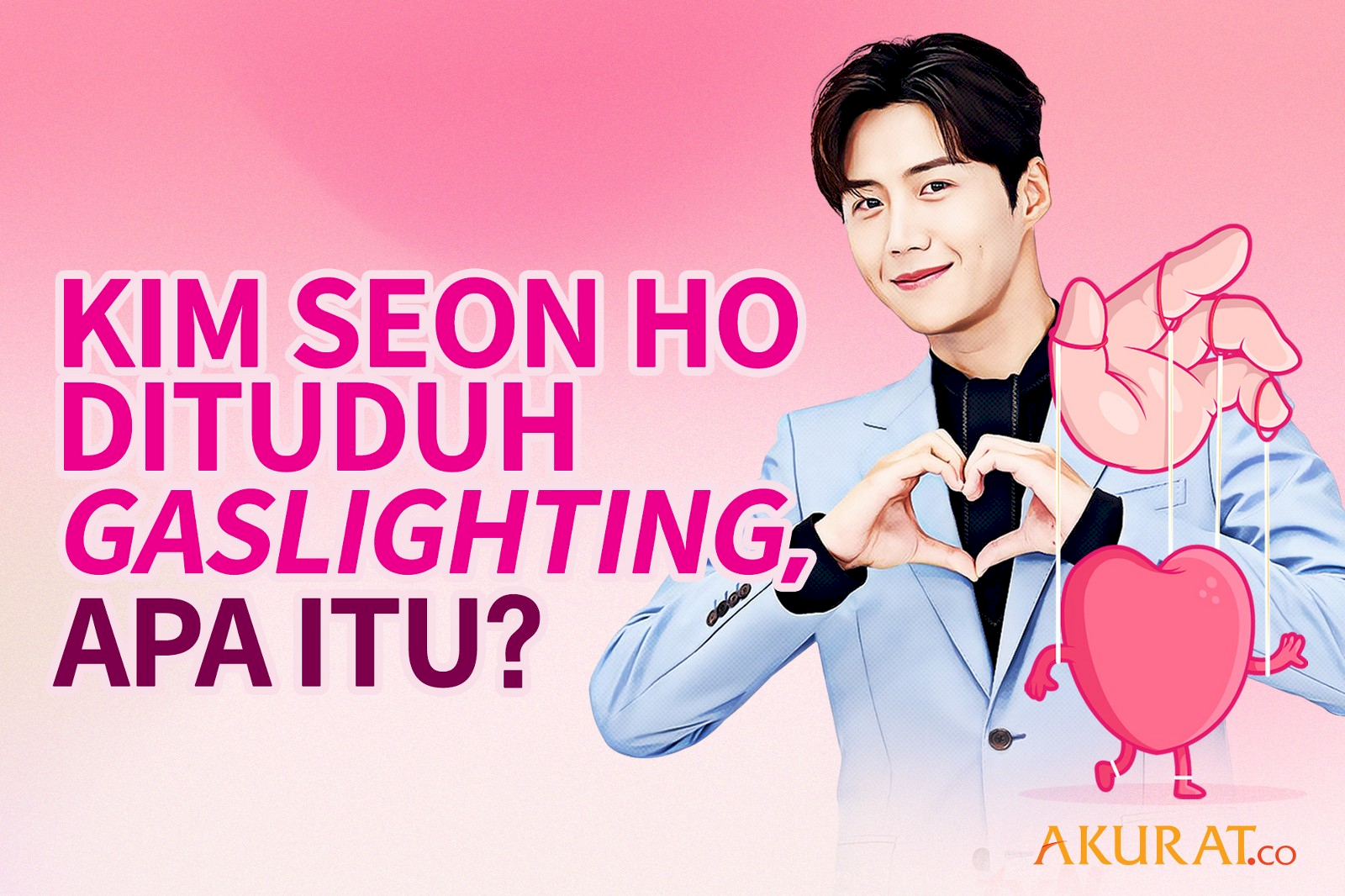 Kim Seon Ho Dituduh Gaslighting, Apa itu?
