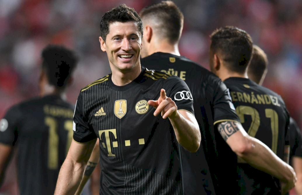 Benfica vs Bayern: Die Roten Hancurkan Tuan Rumah dalam 20 Menit